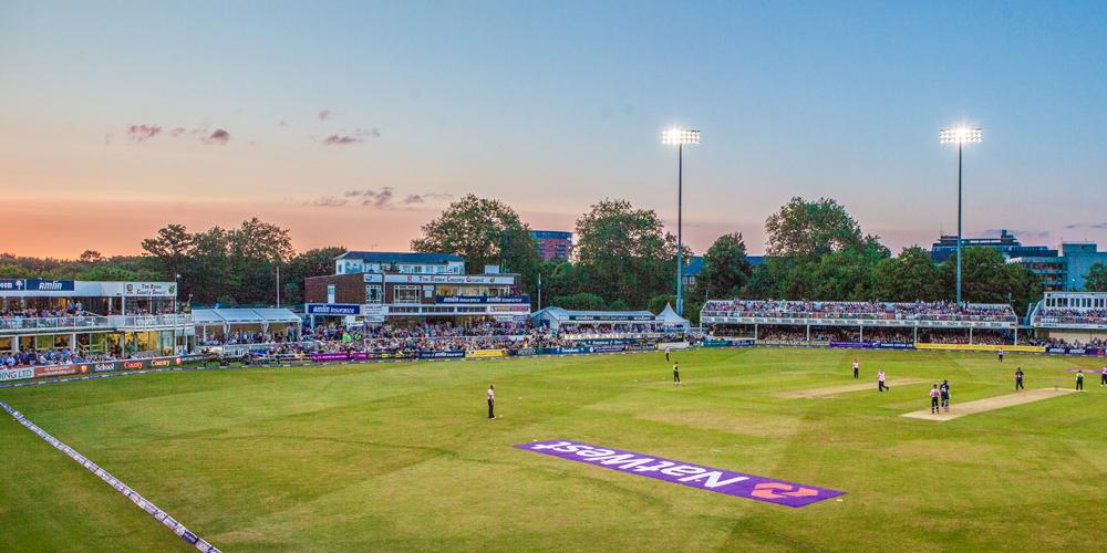 Essesx cricket ground